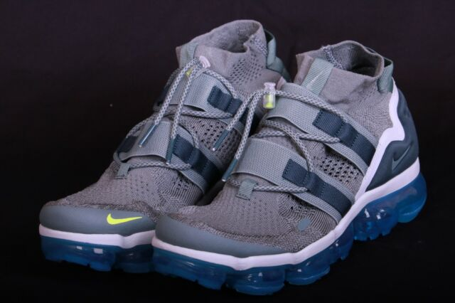 hot sale online ae610 a798f Nike Air Vapormax FK Flyknit Utility 12 Clay Green Faded Spruce Ah6834 300  for sale online   eBay