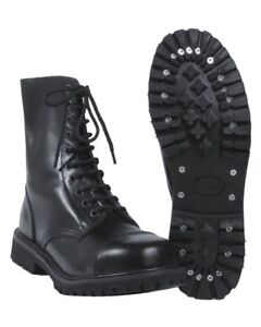 Invader-10-Loch-Boots-Gothic-Stiefel-Leatherboots-Lederstiefel