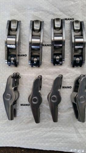 16 Rocker Arms Hydraulic Lifters LANCIA PHEDRA ZETA 2.0 D 2.0 Jtd 2.2 JTD