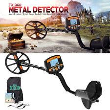 TX-850 Professional Metal Detector 2.5m Underground Depth Scanner Gold Finder#SZ