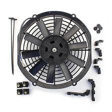 ACP de 10 Pulgadas Universal Push radiador ventilador de refrigeración Recto Blades unidad de reemplazo