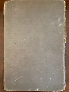 Vintage Antique 1st Edition 1936 September Printing Gone With The Wind