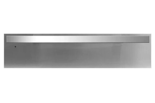 Baumatic WD01SS 14cm Warming Drawer Stainless Steel Telescopic 6 Place Setting