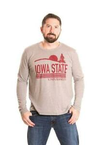 Alma Mater NCAA Mens Long Sleeve T-Shirt Mississippi State Bulldogs X-Large