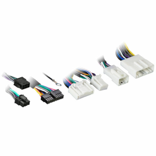 New Axxess AX-DSP-NIS2 Plug-n-Play T-Harness for Select 2010-UP Nissan Vehicles