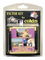 Cokin H270A Neutral Density P Filter Kit P152 P153 P154 And Holder, ND2,ND4,ND8