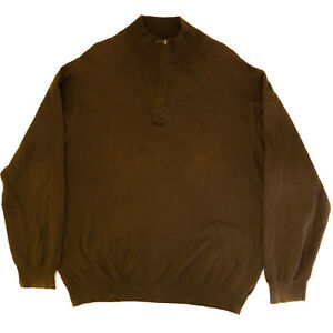 Rm-Williams-Mens-Cotton-Merino-Wool-Knit-Jumper-SIZE-XL