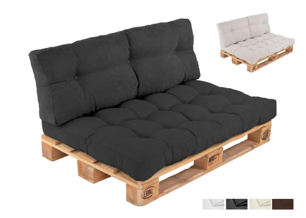 [Vita-line] palettenkissen palettenpolster almohada sofá tapizado diferentes far
