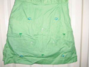 AW GOLF By Allyson Whitmore~ Womens Athletic Golf Skort Skirt Shorts Size 8    eBay