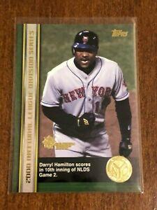 2000-World-Series-Topps-Baseball-Base-Card-54-Darryl-Hamilton-New-York-Mets