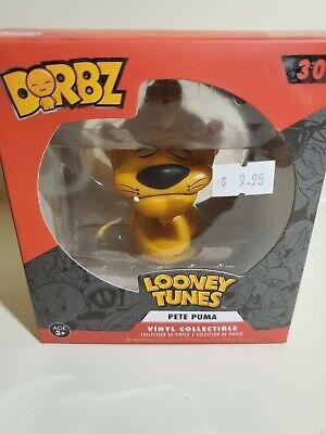 * LOONEY TUNES Pete PUMA Funko dorbz Vinyl Figure *