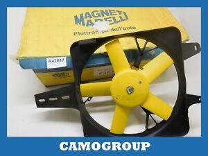 Electric Cooling Fan Radiator Fan Magneti Marelli FIAT Ducato One
