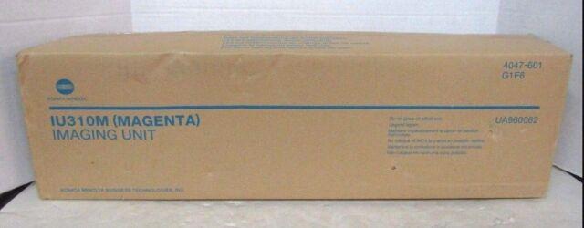 Genuine Konica Minolta IU310M Magenta Imaging Unit Bizhub C350 C351 C450