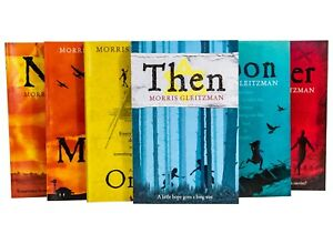 Morris-Gleitzman-6-Books-Young-Adult-Collection-Paperback-Set-Once-Then-Now-Soo