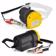 12V 5A Oil Diesel Fluid Extractor Electric Transfer Scavenge Suction Pump