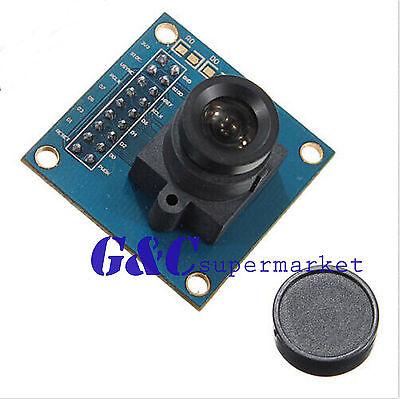 VGA OV7670 CMOS Camera Module Lens CMOS 640X480 SCCB W/ I2C Interface Arduin M35