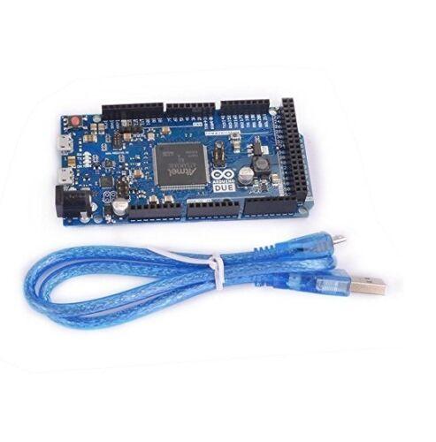 1pcs debido R3 Board sam3x8e De 32 Bits Arm Cortex-m3 Tablero De Control De Módulo Para Arduino