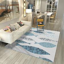 4x5ft Mat Anti-Slip Rugs Area Rug Modern Home Decorative Floor Rug Carpet