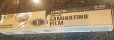 C Line Heavyweight Cleer Laminating Film Roll Clear One Sided 24 X 600