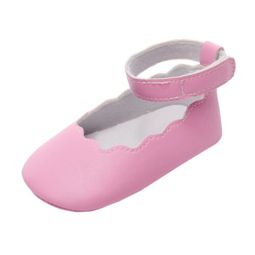 Toddler Baby Girls Floral Shoes Sole Sneakers Sandals First Walkers Single Shoes
