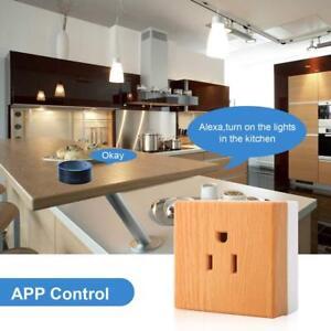 Smart-Plug-BLIIFUU-MINI-Smart-Outlet-Compatible-with-Alexa-Echo-Google-H-2packs