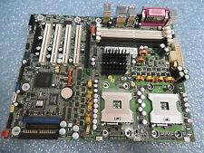 HP XW 6200 Workstation Mainboard 2x Xeon So. 604 359875-004 350447-001 + Blende