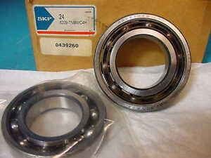 SKF 6209 TN9W/C4H Ball Bearing Open