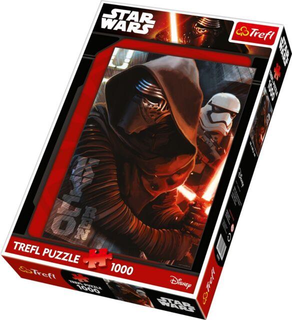 Puzzle Star Wars Kylo Ren & Stormtrooper, 1000 pezzi