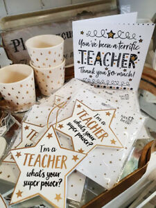 Thank-you-Teacher-Superpower-Star-Plaque-amp-card-Card-gift-for-special-teacher