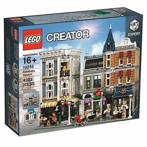 LEGO-10255-Creator-Expert-Assembly-Square-3-Level-Modular-Building-Toy-Playset