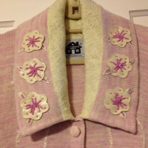 Coat maglia Storybook Sweater Storybook maglione Knits Cappotto Rw4qZZ