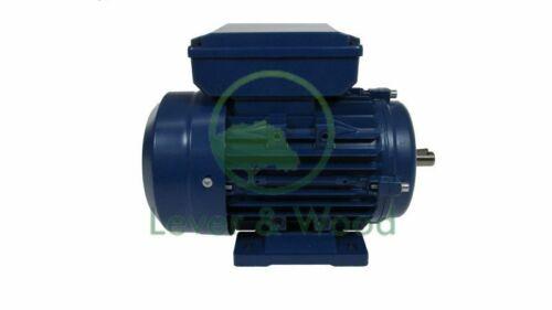 Electric Motor 0.25Kw 1500 RPM  Single 1 Phase 71 Frame B3 B5 B14 B35 B34 mount