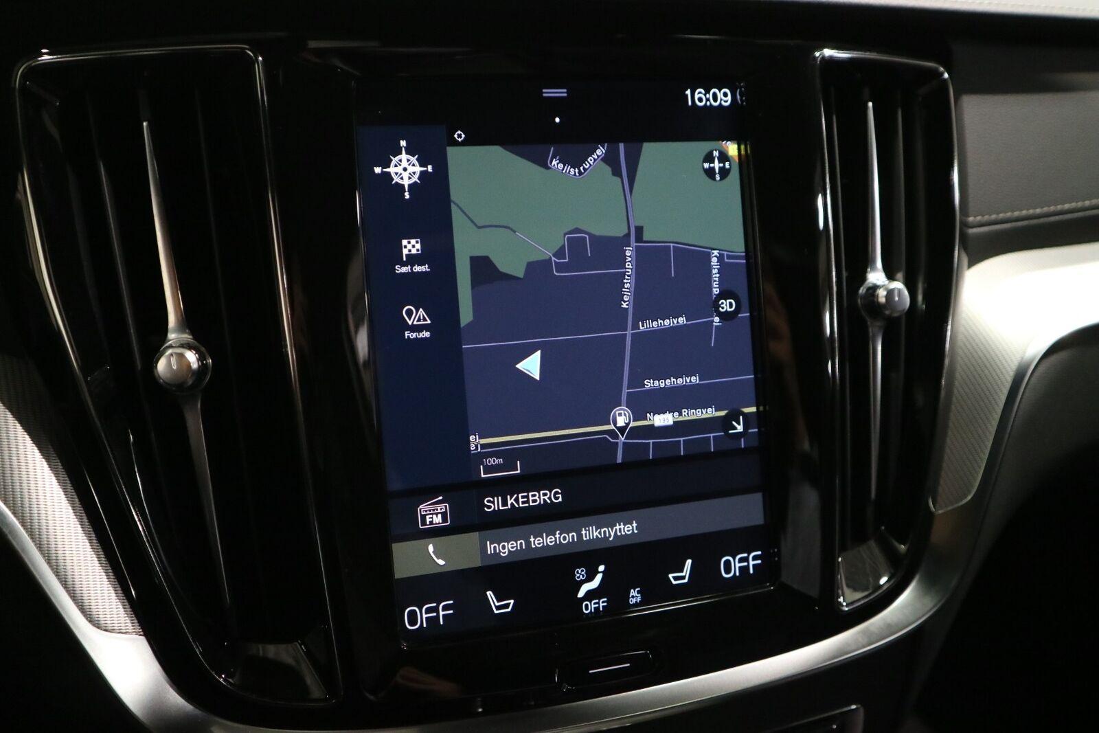 Volvo V60 2,0 D4 190 Inscription aut. - billede 8