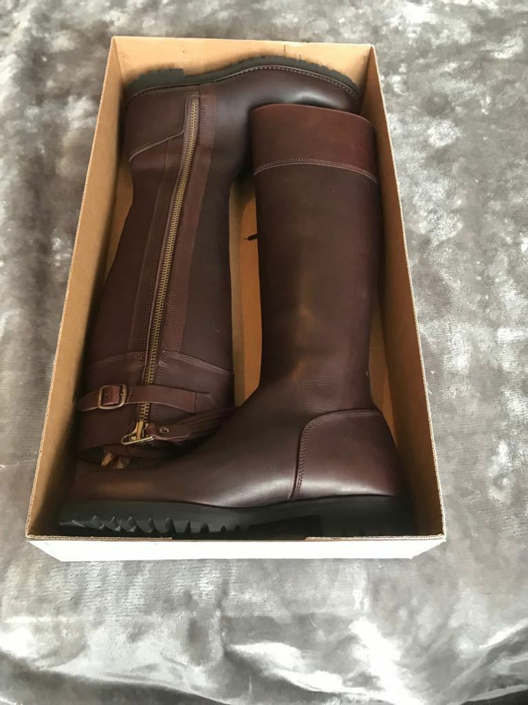 Ladies Country Boots made by The Boot Room Size 39 (size 6) New