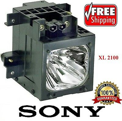 Sony XL-2100 Replacement Lamp XL-2100U TV Bulb Housing KDF 42WE655 KDF 50WE655