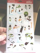 EK SUCCESS TAG TYPES HALLOWEEN LETTERS NUMBERS 2 SHEETS STICKERS NEW A10862