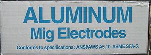2019 DernièRe Conception 6 Kg Aluminium Soudure Mig 5356 De 0,9 Mm Almg5 Souder Soudure Gulf Wire - Usa
