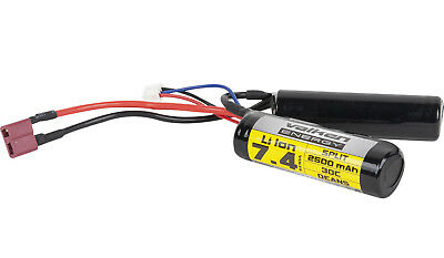 Valken Energy Li-Ion 11.1v 2500mAh High Output Split Battery Deans Plug Airsoft