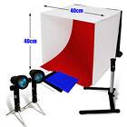 "16""Tent Photo Studio Soft Box Tent Light Cube Photography Softbox Lighting Kit"