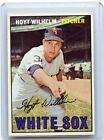 1967 TOPPS BASEBALL #422 HOYT WILHELM, CHICAGO WHITE SOX, HOF, SET BREAK, 082017