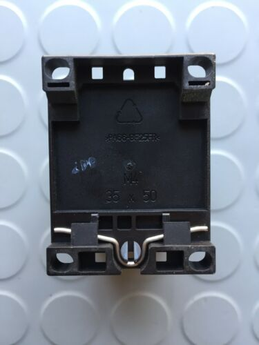 SIEMENS SIRIUS 3X Pzi CONTATTORE COD 3RH1131-1AP00 BOBINA 230V  50//60Hz