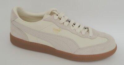 NEU Puma Liga Leather Größe 40,5 Herren Leder Sneaker Schuhe 364597 01 Retro | eBay