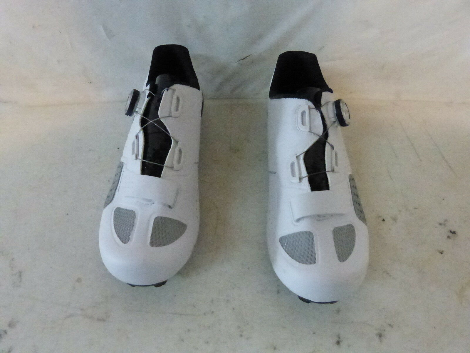 Louis Garnaeu Platinum II Cycling shoes Men's 42 US 9 White Retail  160