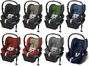 Image Is Loading Cybex Cloud Q Plus Infant Baby Car Seat