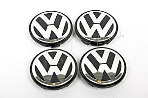 GENUINE VW Beetle Passat Jetta Touareg 2004-2015 Wheel Center Hub Cap Cover 56mm