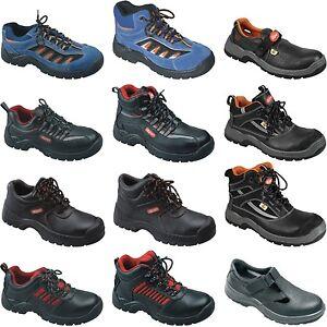 sports shoes c2e94 ae709 Details zu Sicherheitsschuhe Sicherheitsstiefel Arbeitsschuhe Schuhe S1 S1P  S2 S3 ESD
