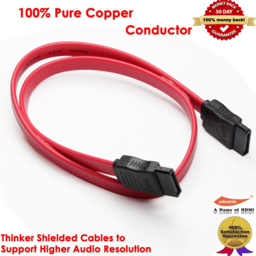 Straight SATA Data Cable,100/% Pure Copper