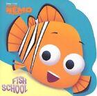Fish School Disney Pixar Finding Nemo by Seymour Mackerel 9780736421270