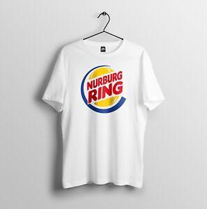 2e83603d5 Image is loading Nurburgring-Funny-Burger-King-Parody-Racing-Track-Mens-