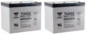 frei-Reiter-FR-510-gdx-Ersatz-YUASA-rec80-12-12V-80-Ah-Rollstuhl-Batterie